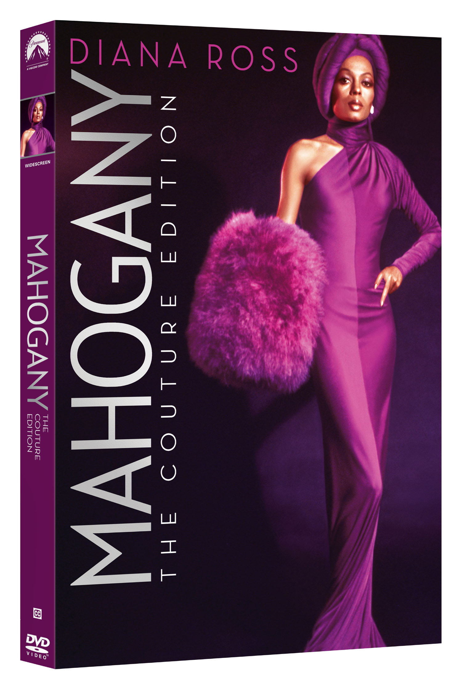 MAHOGANY The Couture Edition To Hit DVD May 5th For 40th ...