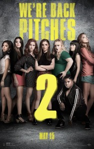 Pitch Perfect 2 poster 3