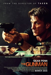 The Gunman Poster 1