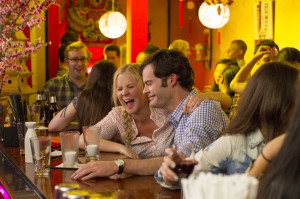 Trainwreck 1 Amy Schuler and Bill Hader