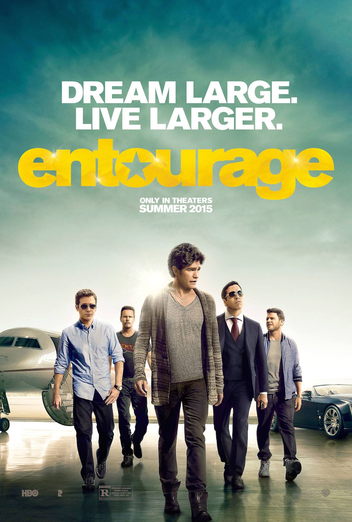 New Trailer To Entourage Movie