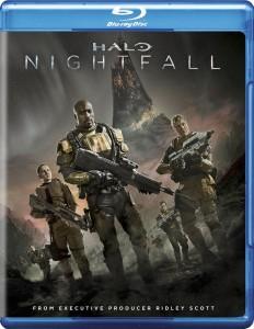 Halo Nightfall Blu-ray