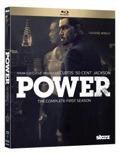 Power Blu-ray