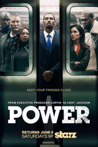 Power Season 2 poster