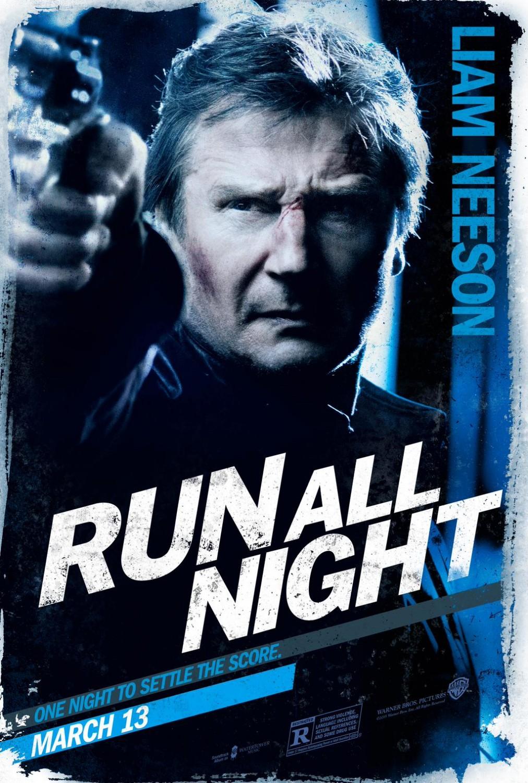 ღამის ძებნილი (ქართულად) - Run All Night / Ночной беглец (2015)