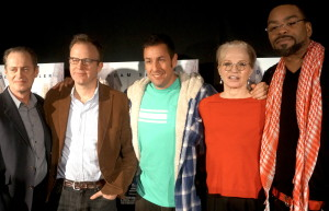 The Cobbler - Steve Buscemi, Tom McCarthy, Adam Sandler, Ellen Barkin and Method Man