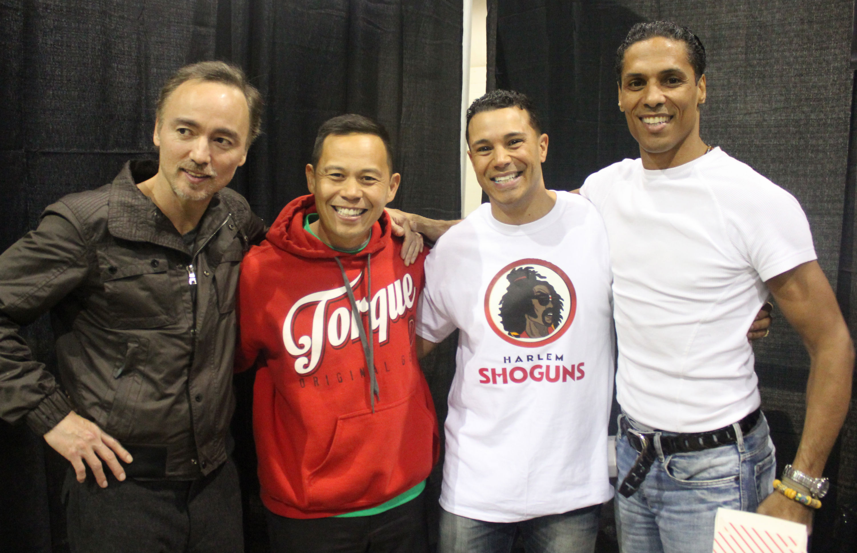 Gordy Movie Cast in exclusive: taimak talks the last dragon: 30 years later