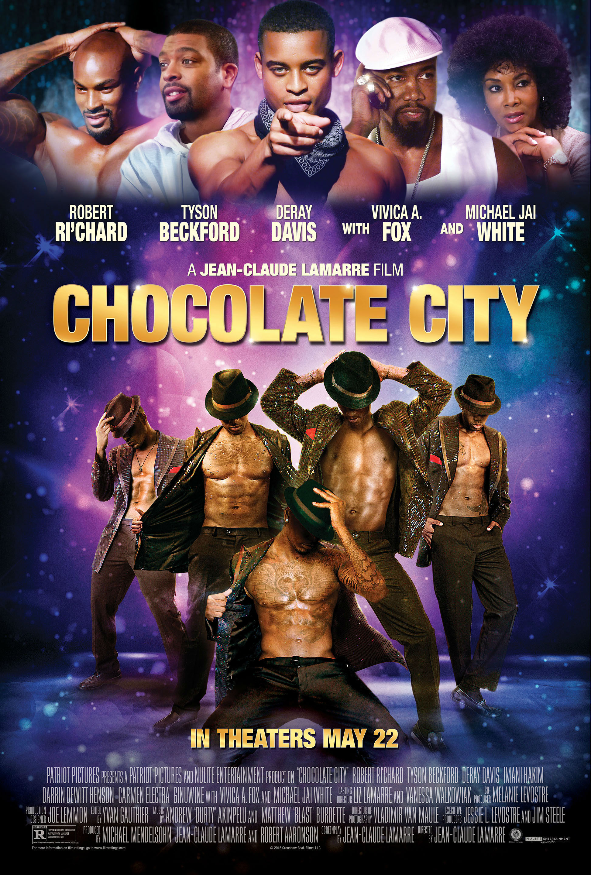 Watch Trailer To Jean-Claude LaMarre's Chocolate City - blackfilm ...