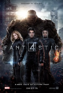 Fantastic Four Poster 3