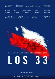 The 33 International poster