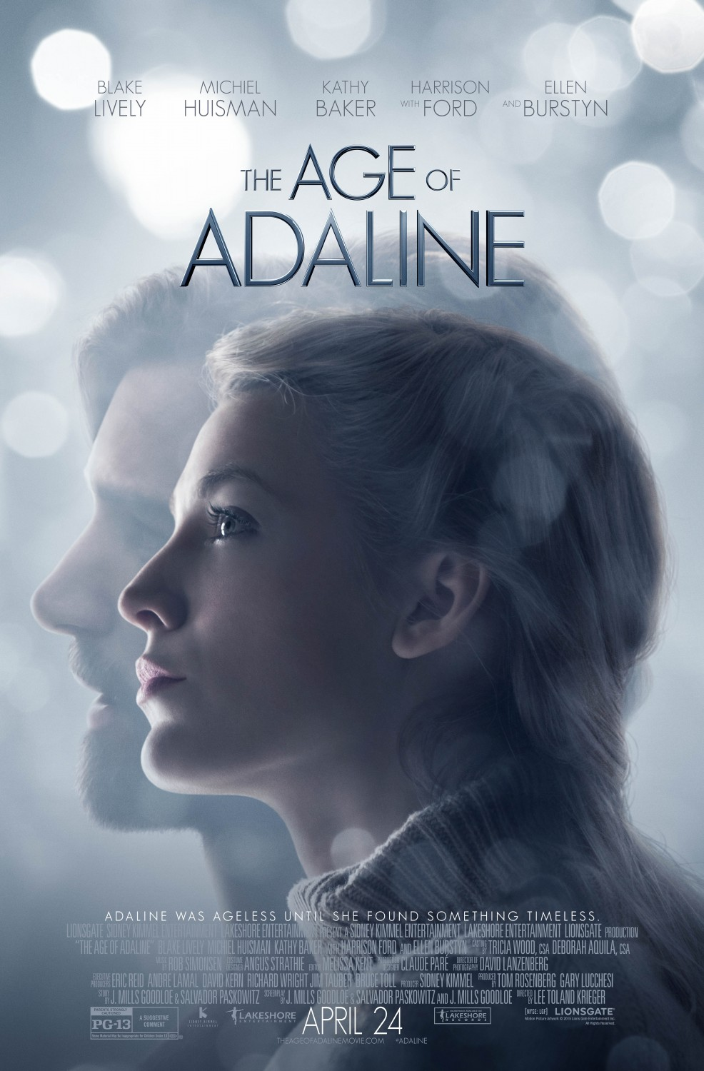 Blake Lively - The Age of Adaline  时光尽头的恋人 (2015) The-Age-Of-Adaline-poster-11