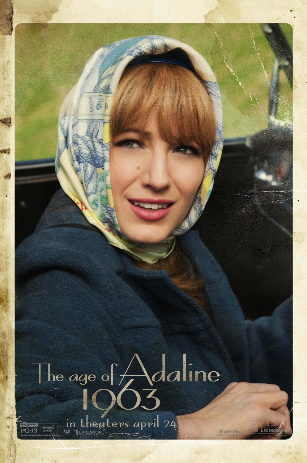 The Age Of Adaline poster 6
