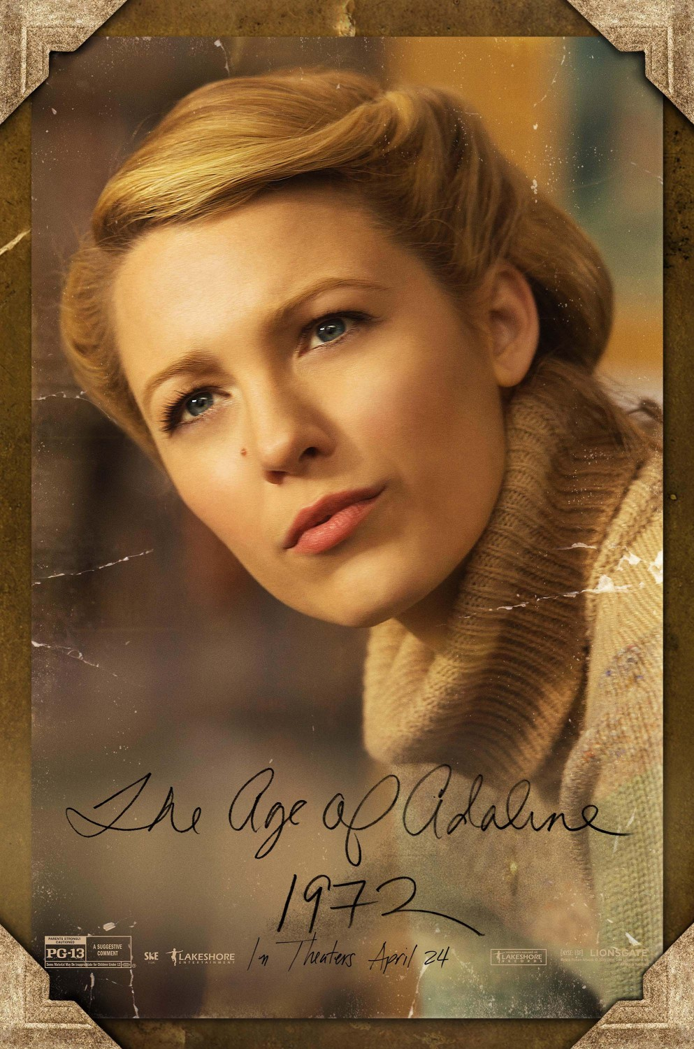 The Age Of Adaline poster 7