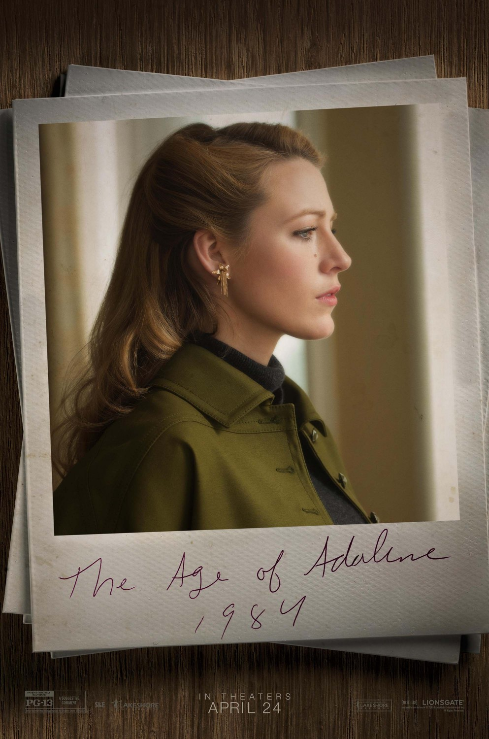 The Age Of Adaline poster 8