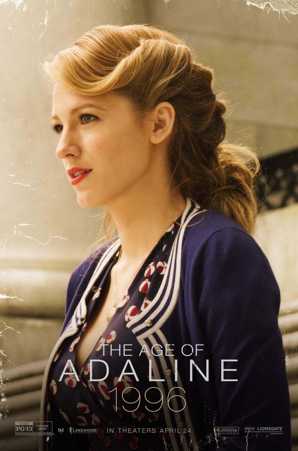 The Age Of Adaline poster 9