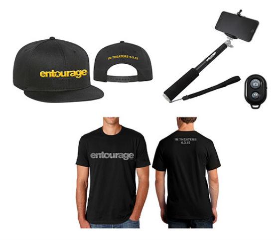 Entourage Prize Pack Sweepstakes