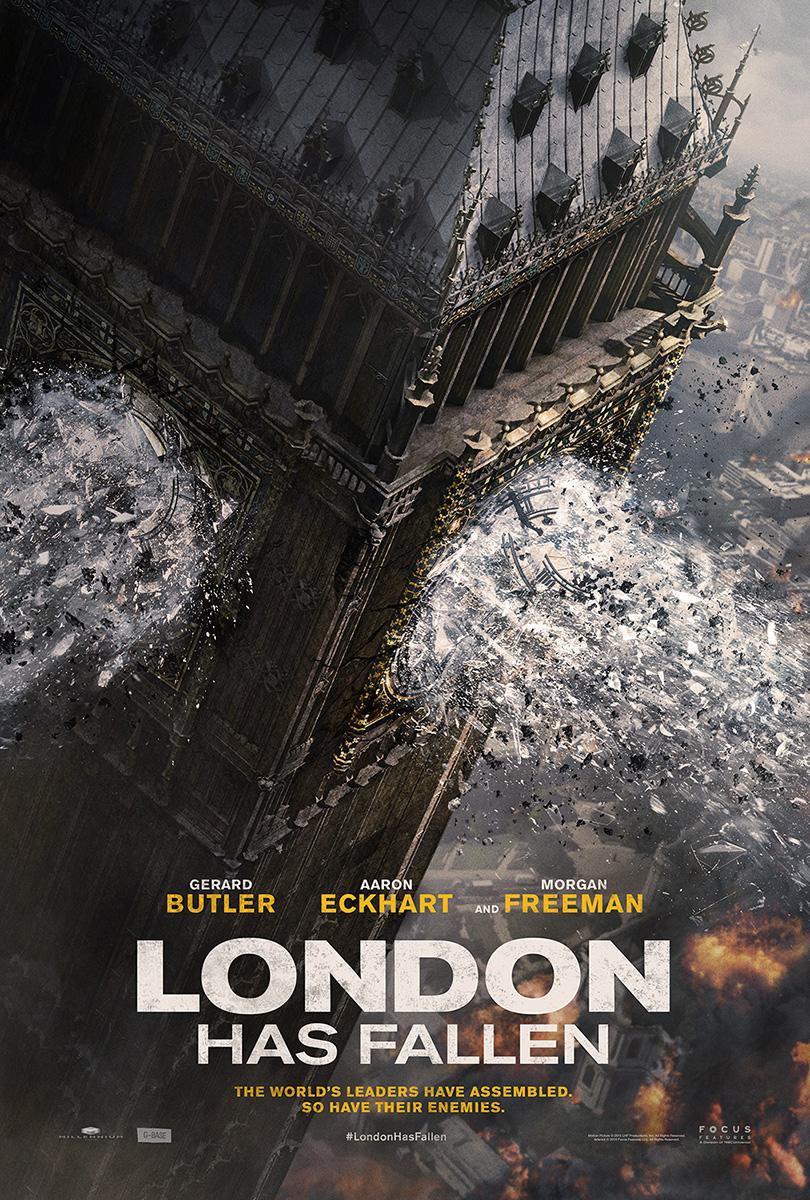Film London Has Fallen