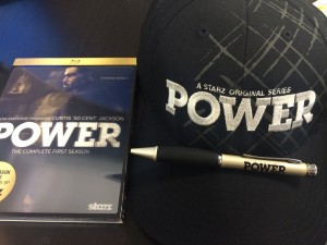 Power Giveaway Package