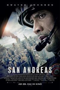 San Andreas poster 2