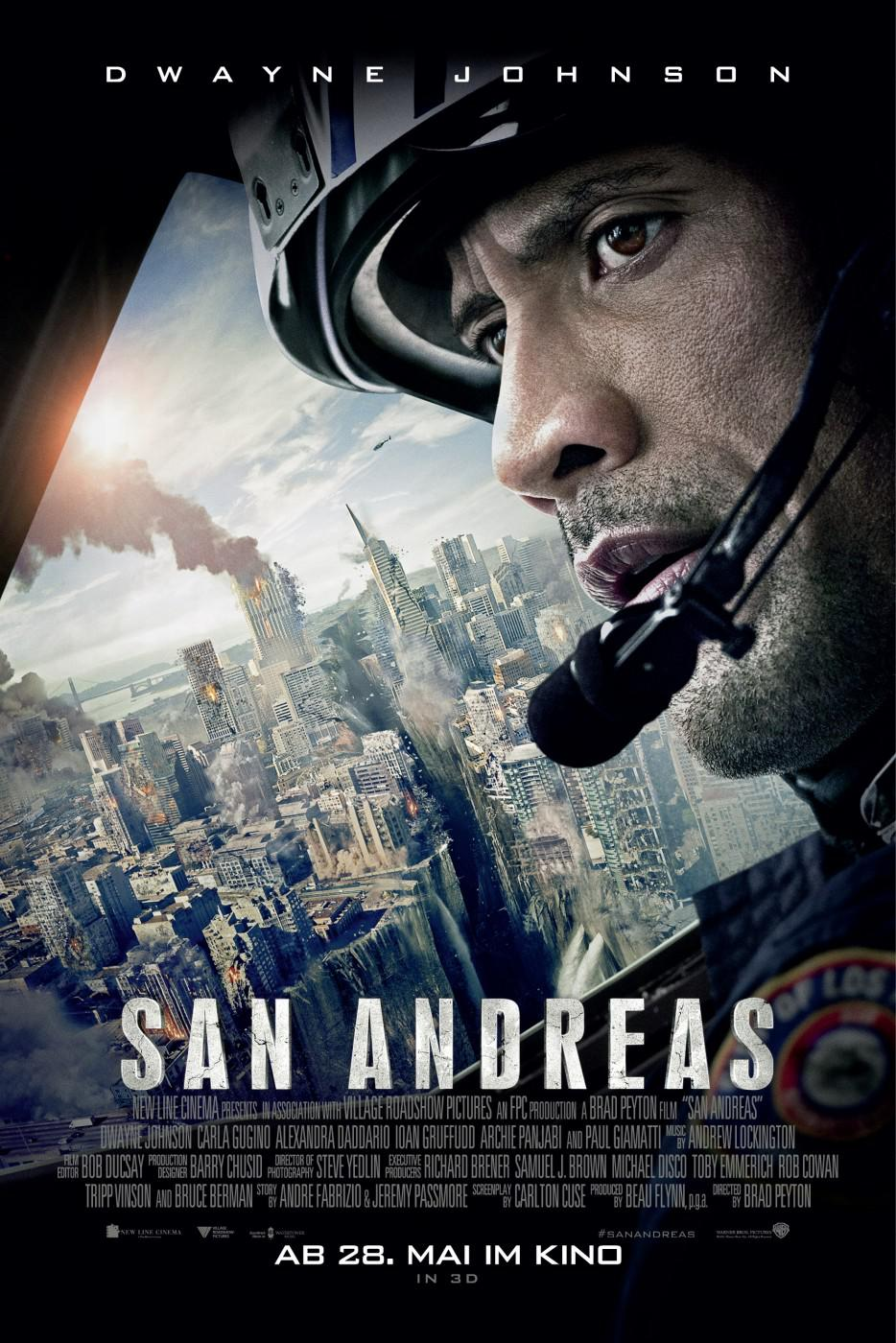 Sankt Andreas Film