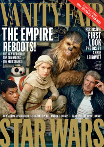 Star Wars The Force Awakens Vanity Fair Cover