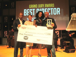 ABFF 2015 Kenny Young Best Director