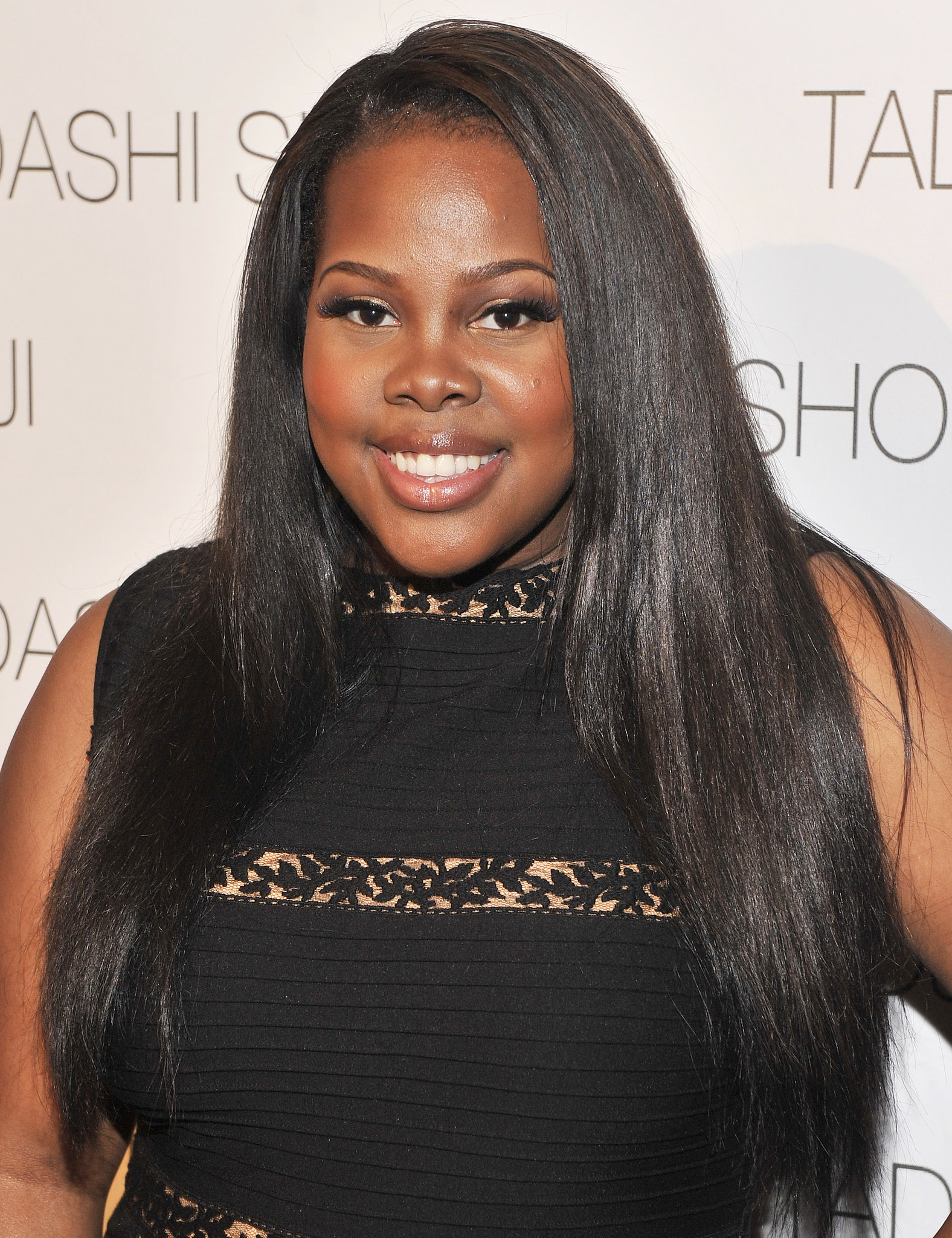 Amber Riley Nude Photos