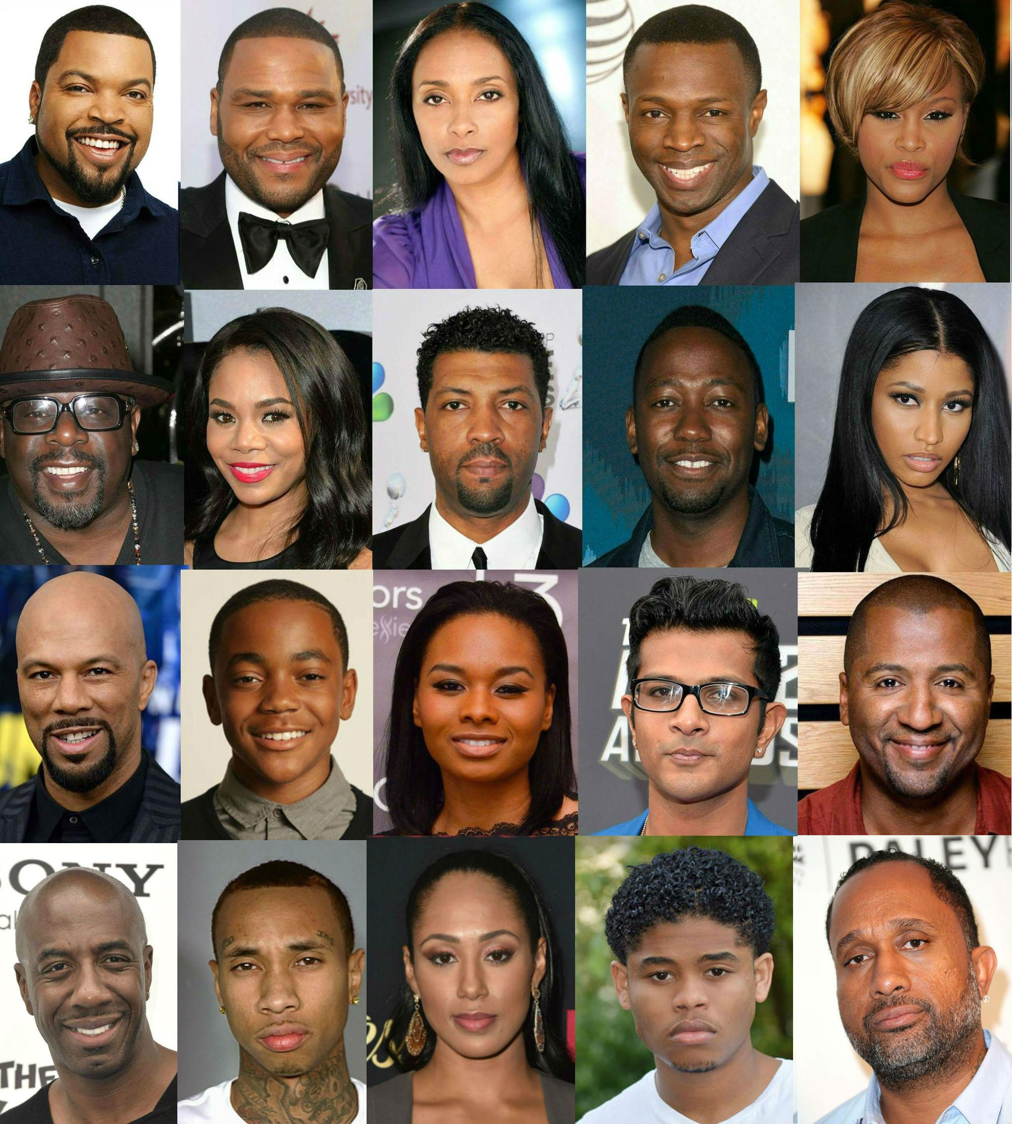 Barbershop 3 : Barbershop 3 2015 cast