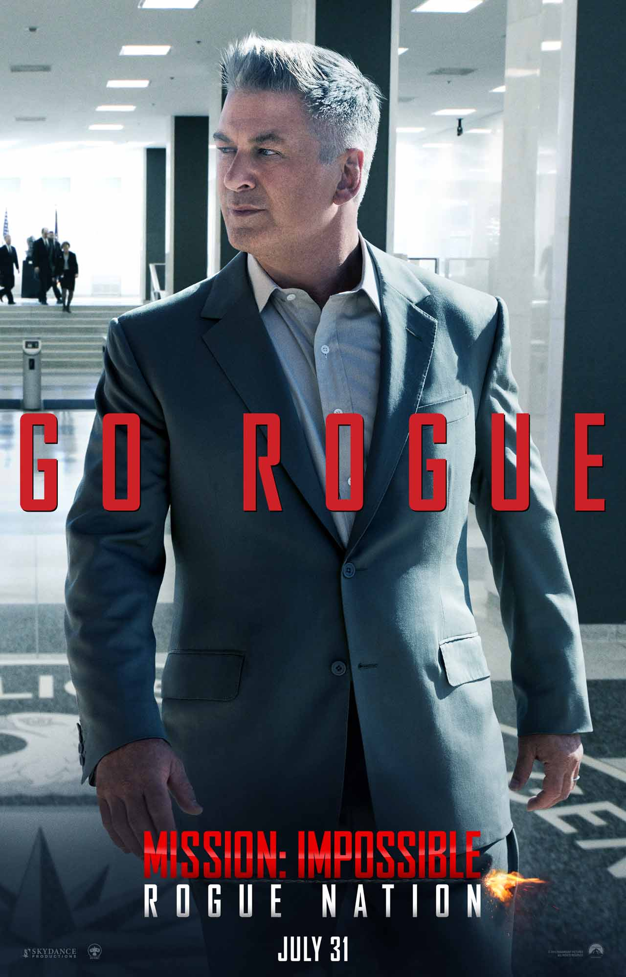 mission impossible rogue nation alec baldwin. Black Bedroom Furniture Sets. Home Design Ideas