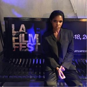Ryan Destiny LA Film Festival