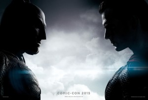 Batman v Superman Dawn of Justice Poster 2