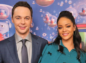 Home - Jim Parsons and Rihanna