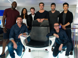 Star Trek Beyond Cast