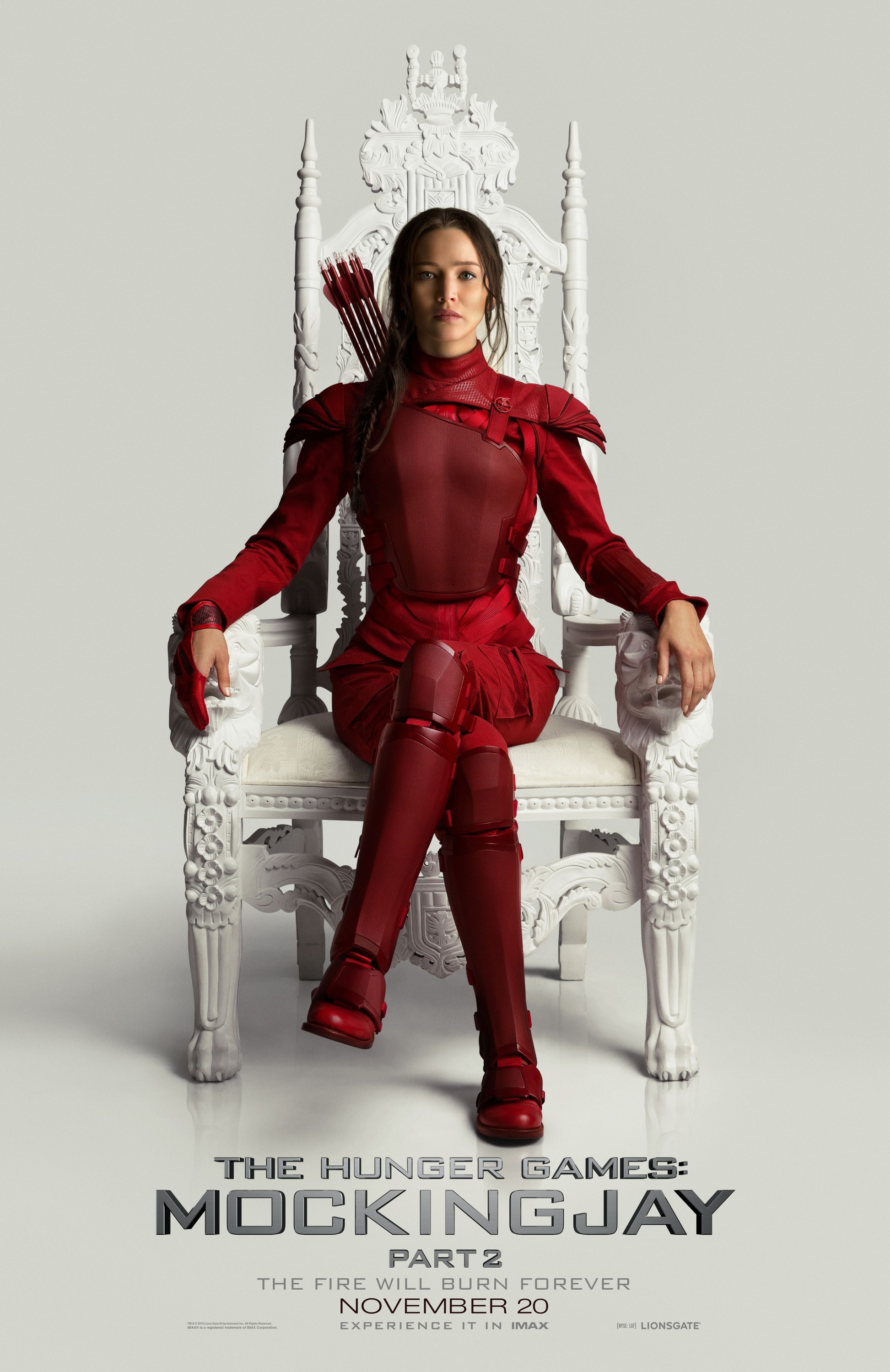 Full Trailer From The Hunger Games: Mockingjay – Part 2 ...