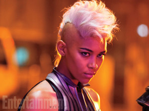 X-Men Apocalypse EW Alexandra Shipp as Storm