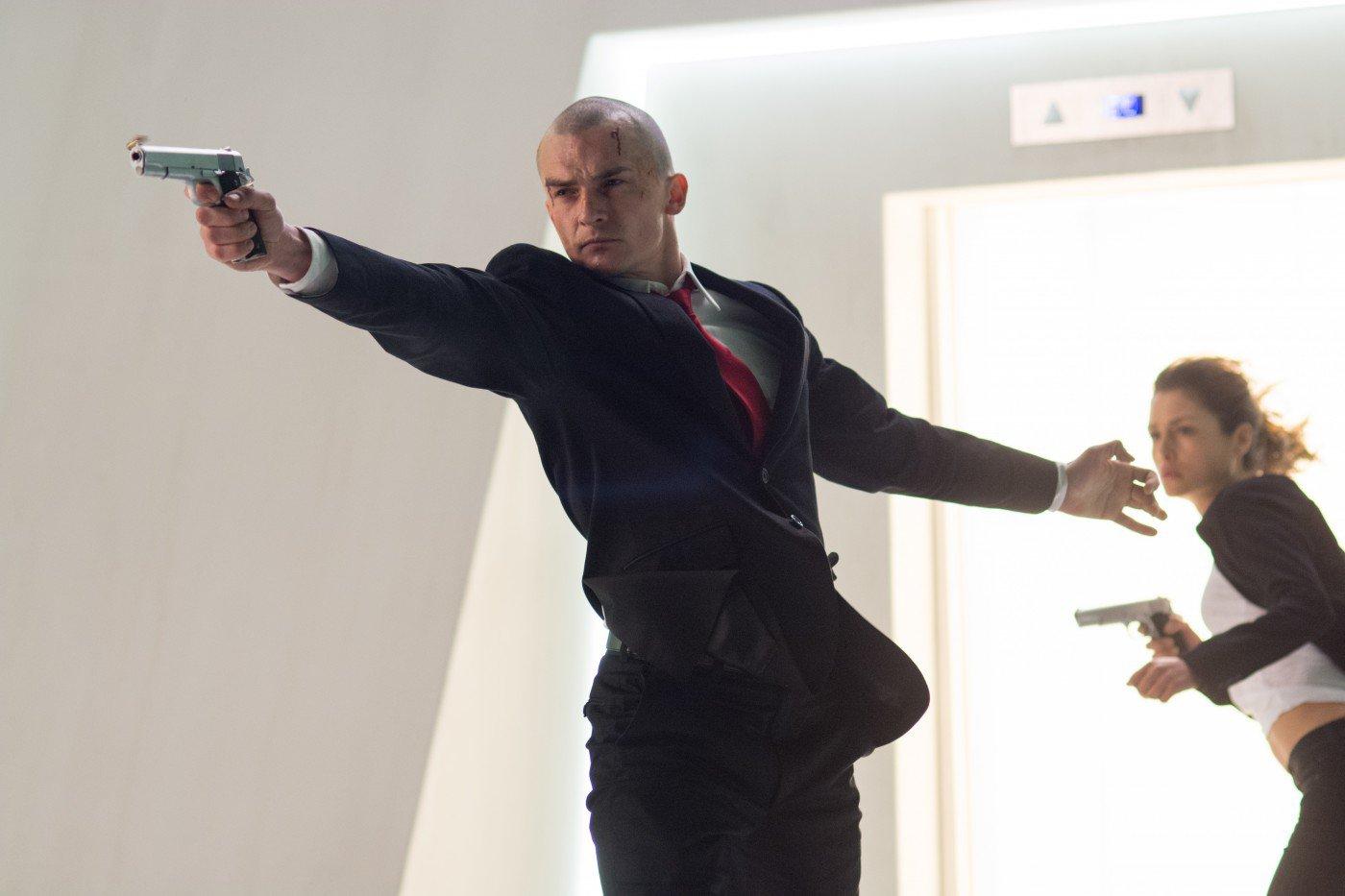 Hitman Agent 47 Film