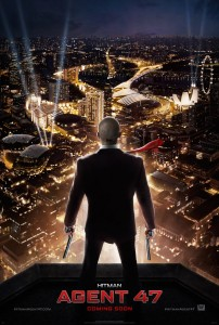 Hitman Agent 47 poster 1