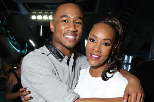Independence Day Resurgence Jessie T. Usher and Vivica A. Fox