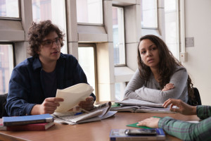 Mistress America Matthew Shear and Jasmine Cephas Jones