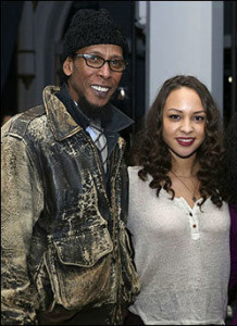 Ron Cephas Jones and daughter Jasmine Cephas Jones
