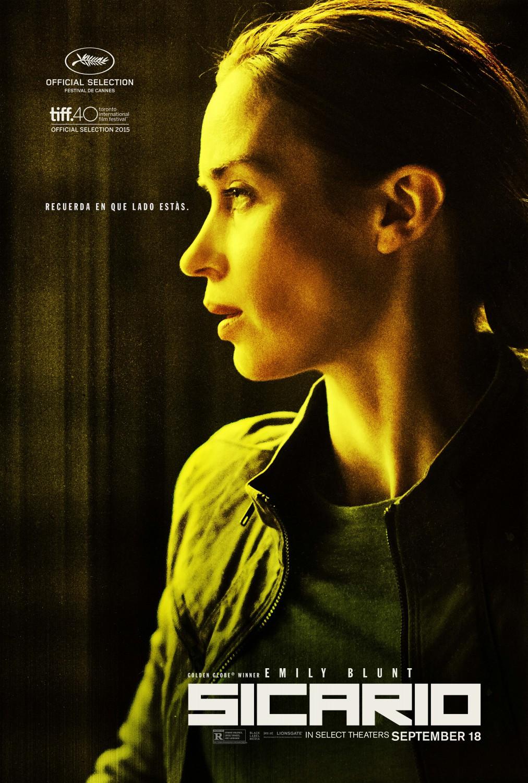 Sicario Poster Emily B...