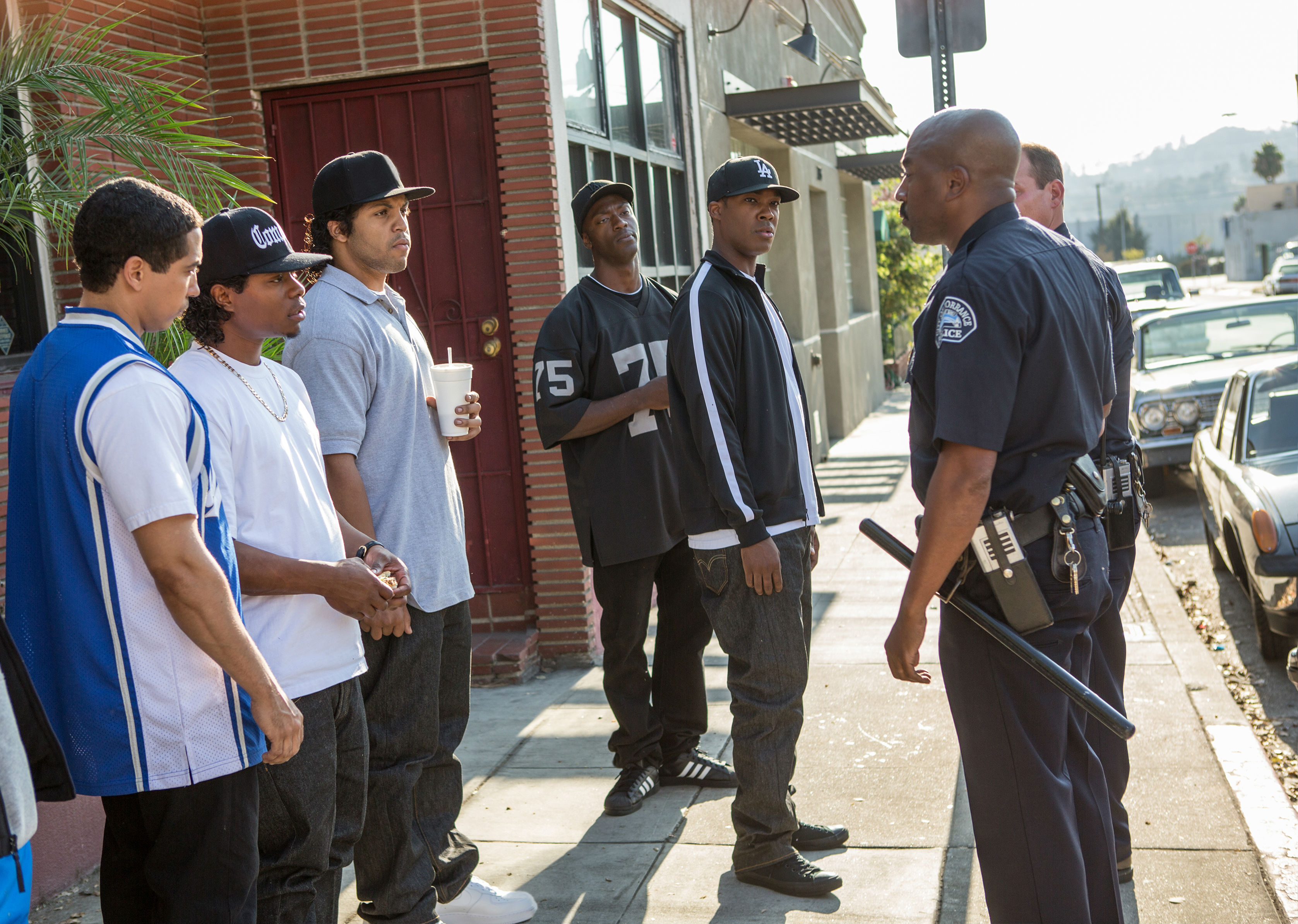 Straight Outta Compton | Now Playing | Movie Synopsis and info |Straight Outta Compton Movie
