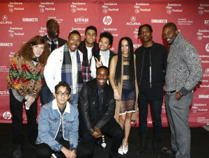 Dope cast at Sundance