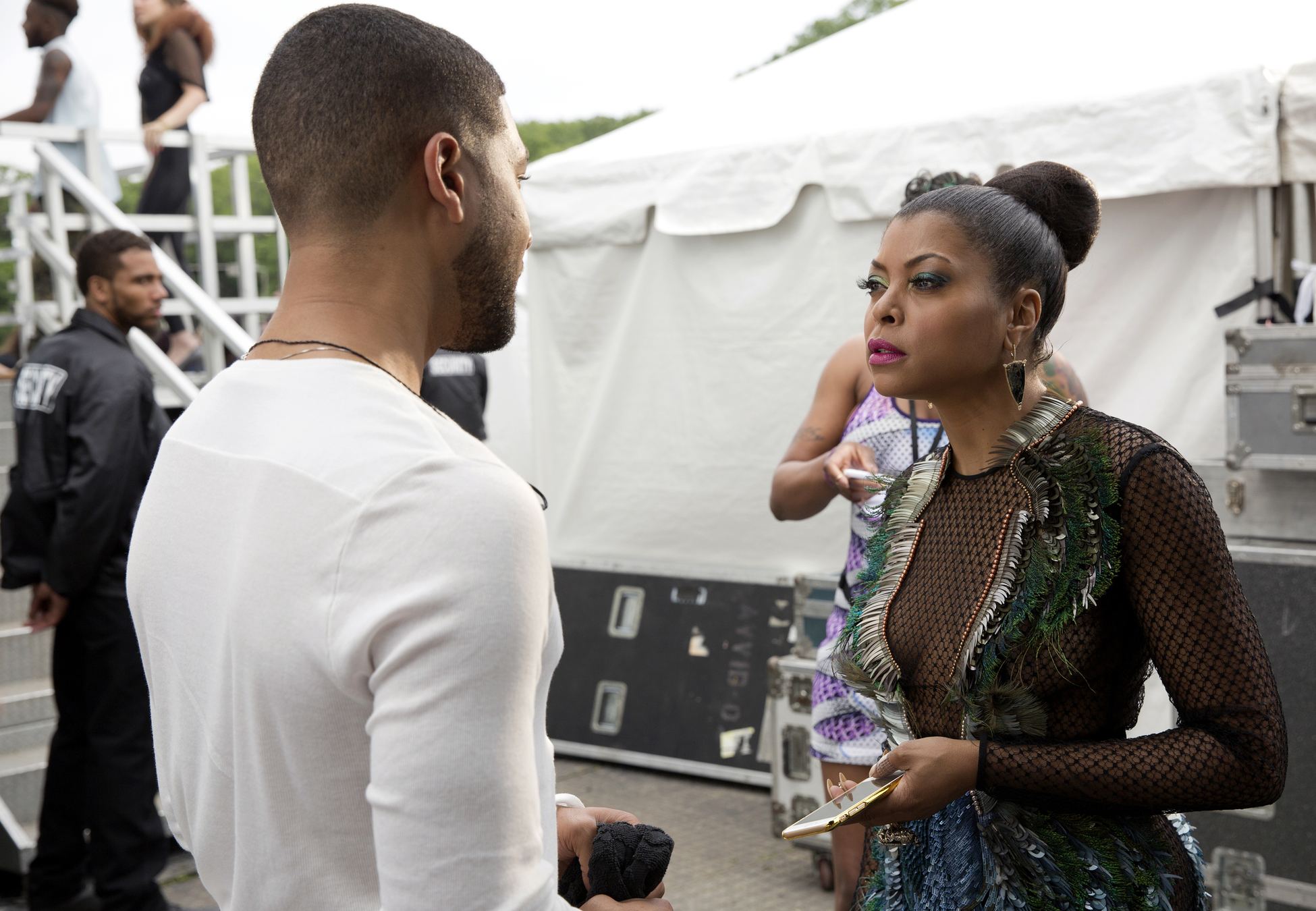jussie smollett and alicia keys relationship