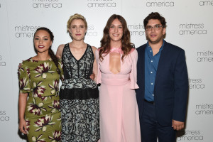 Mistress America - Jasmine Cephas Jones, Greta Gerwig, Lola Kirke and Matthew Shear