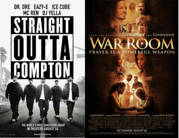 Straight Outta Compton The War Room
