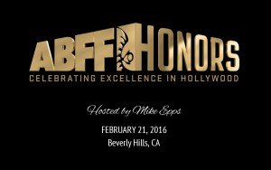 ABFF 2016 Honors