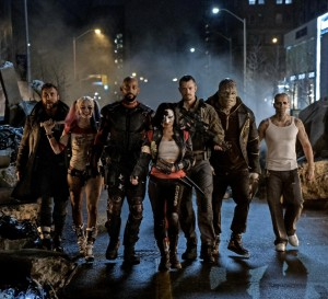 Suicide Squad Empire cast pic