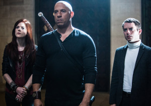 The Last Witch Hunter 6 Rose Leslie Vin Diesel Elijah Wood