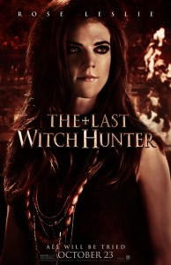 The Last Witch Hunter Poster 9 Rose Leslie